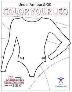 Under Armour and GK Color Your Leo Contest