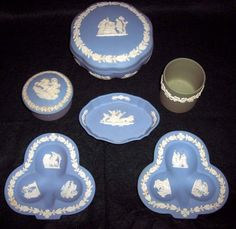 Lot #64 - WEDGWOOD CHINA | McLaren Auction Services