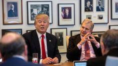 Trump revient déjà sur trois de ses promesses