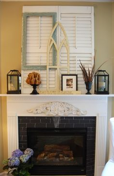 Im so into shutters right now... thenester.com