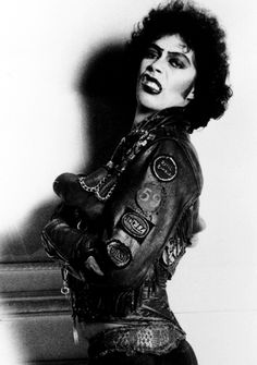 Frank ~ Rocky Horror Picture Show