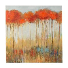 In the Middle of the Forest Canvas Art Print | Kirklands