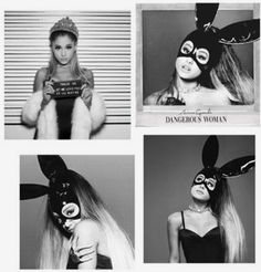 Designer Clothes, Shoes & Bags for Women Ariana Grande News, Ariana Grande Pictures, Ariana Grande Dangerous Woman, Grammy Nominees, Badass Women, My Girl, Celebs, Guys, People