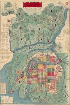 Osaka, Japan 1800