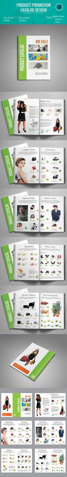 Portfolio / Brochure Bundle Vol 1 Brochures and Brochure template - fashion design brochure template