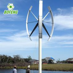 Source 2017 hot selling 3kw/5kw/10kw maglev vertical axis wind generator on m.alibaba.com Solar Car, Wind Turbine, Hot