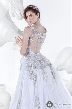 Свадебные платья Mona Al Mansouri 2015