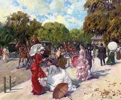 Juan Soler Spanish Impressionist New Realism painter Tutt'Art@ () Spanish Painters, Spanish Artists, His Travel, Prado, Optical Illusions, Italy Travel, Impressionist, Parisian, Egypt