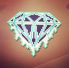 Frozen Diamond
