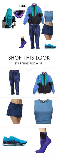 """Tomoe Fashion"" by chaotic-leppy-tracy on Polyvore featuring Puma, Under Armour and NIKE"
