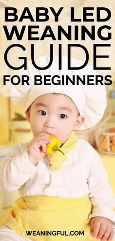 Introducing solids at 6 months and up shouldn't be overwhelming. If you're a beginner or new mom, this guide is meant to help you on your journey of starting solids with your baby. Weaning Guide, Baby First Foods, Baby Foods, Introducing Solids, Baby Hacks, Baby Tips, Thing 1, Baby Development, Development Milestones