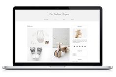 Wordpress Theme - Indian Teepee by LightMorango on Creative Market