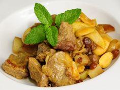 Receta | Carne a lo mozárabe - canalcocina.es