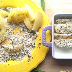 Hai lessato troppe patate e non sai che fartene? Ecco un modo semplice e veloce per renderle più sfiziose. I più piccoli le adoreranno! (Ricetta di Irene Bombarda)