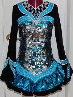 Irish Dance Solo Dress Costume by KDSF