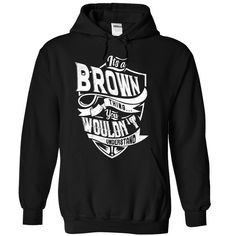 BROWN Thing T-Shirts, Hoodies. Check Price Now ==► https://www.sunfrog.com/No-Category/BROWN-Thing-2714-Black-Hoodie.html?41382