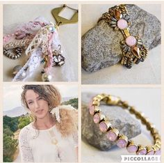 Create a simple affordable look with our vintage jewelry Getyourshineon.net Inspirational