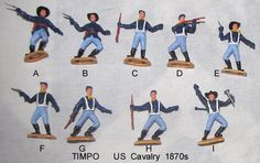 TOY SOLDIER HQ INC.<P> 1/32 TIMPO SWOPPETS TOY SOLDIERS AND FIGURES FOR SALE