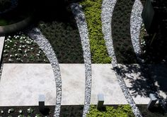 Very nice use of hard & soft landscape elements #landarch #urbandesign