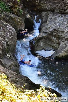 Barrington Tops, Australia.....not sure if this looks like fun or if it just looks scary or if that's what makes it look like fun