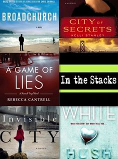 In the Stacks picks the Top 5 Mystery Books Librarians Love #askalibrarian http://www.inthestacks.tv/2016/01/top-5-picks-mystery-books/