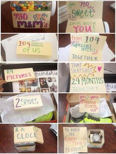 Totally doing this for my boyfriend <3
