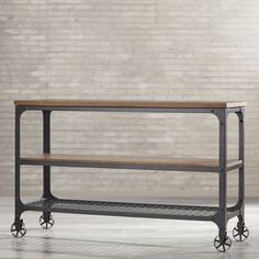 Found it at Joss & Main - Cardona Console Table