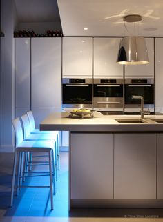 contemporary kitchen and minimalist