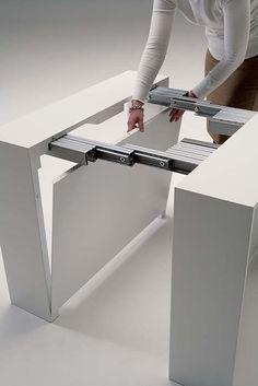 Mesas extensibles, Mesas convertibles, Consolas extensible, Sillas modernas, Taburetes modernos