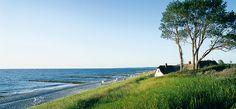 Deutsche Ostsee-Idylle: Fischland Darß-Zingst. #sommer #ostsee