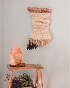 Bonfire Heart, Neutral, Weaving, Rose Gold, Texture, Pattern, Painting, Inspiration, Beautiful