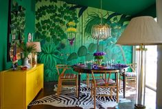 1950's tropical wallpaper - Google Search