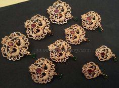 1 Gram Gold Jada Billalu or Choti - Jewellery Designs
