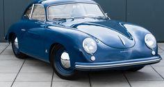 1952 Porsche 356 - Pre-A Coupe