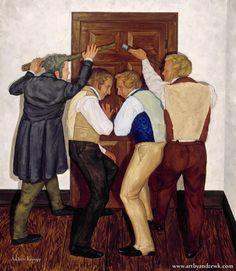 Joseph and Hyrum Smith Carthage Jail Martyrdom pic