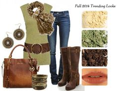 Trending looks for Fall 2014!!