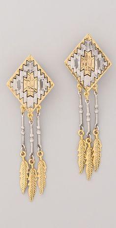 Theodora & Callum earrings