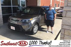 https://flic.kr/p/KAJDaR | Southwest KIA Rockwall Customer Review | I came in to buy a new car and was greeted right away by Brad.   He along with James made the…