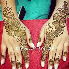 Very very nice designs Mehndi Designs 2018, Mehndi Designs For Beginners, Modern Mehndi Designs, Mehndi Designs For Girls, Mehndi Design Pictures, Wedding Mehndi Designs, Mehndi Designs For Fingers, Dulhan Mehndi Designs, Beautiful Henna Designs