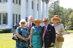 Sharon Brown, Tom Cox, Freddy and Hornor Davis, Priscilla Jordan at Music at Millford (September 2014).