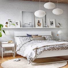 """Explore our web site for more relevant information on """"murphy bed ideas ikea queen size"""". It is a great area to learn more. Shelving Over Bed, Shelf Over Bed, Bed Shelves, Shelves In Bedroom, Bedroom Wall Decor Above Bed, Bedding Master Bedroom, Home Bedroom, Bed Shelf Headboard, Grey Bed Frame"""