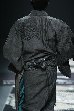 画像: 62/89【JOTARO SAITO】 India Fashion, Japan Fashion, Mens Fashion, Street Fashion, Kimono Outfit, Kimono Fashion, Male Kimono, Men's Kimono, Kimono Fabric