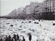 Paris - Hiver 1891