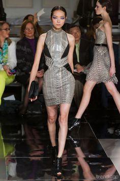 Jason Wu panelled bodycon dress