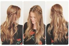 penteados fáceis de fazer sozinha para casamento