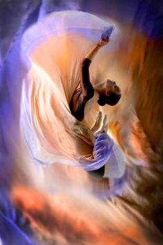 Honoring the Lord with dance. Dancing for an audience of One!