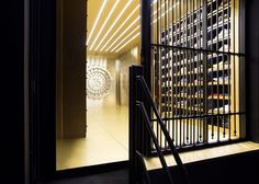 Bankok shoe store by External Reference Architects mimics a bank vault