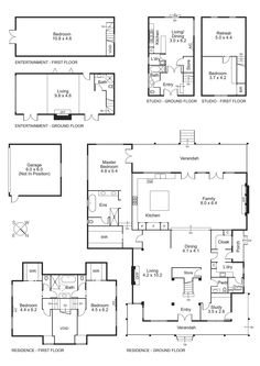 Favourite floor plan by far! So perfect for the grandies to come & stay :)  270 Craigie Road, Mount Martha, Vic 3934 - floorplan