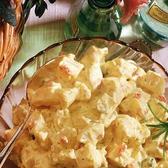 Creamy Potato Salad by Cooking Light