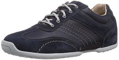 camel active Space 12, Herren Sneakers, Blau (jean